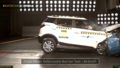 Photo of Mahindra XUV300 bags the Safer Choice Award from Global NCAP