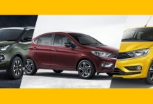 Photo of Tata officially unveils pictures for Tiago, Tigor and Nexon facelifts – Bookings now open