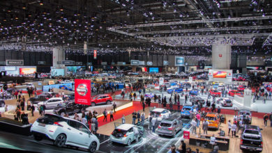 Photo of The 2021 Geneva Motor Show could very well still take place