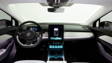 Photo of Fisker Ocean's truly eco-friendly interiors revealed!