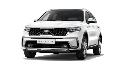 Photo of The 2020 Kia Sorento breaks cover– Fortuner rival coming to India?
