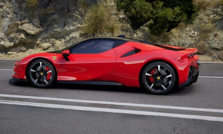 Ferrari Aims To Achieve Breakthrough In Ev Technology Carthrust