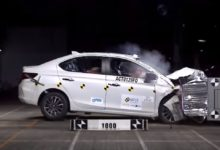 Photo of The 2020 Honda City achieves a 5 star rating in safety from the ASEAN NCAP
