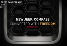 Photo of 2021 Jeep Compass facelift to be revealed on June 4th