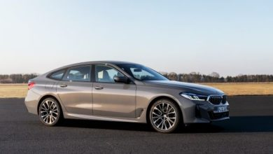 Photo of BMW unveiling galore! – This is the new 6-series GT