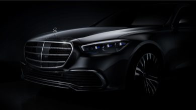 Photo of Mercedes Benz officially teases the 2021 S-Class!