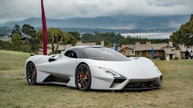 Photo of The beastly SSC Tuatara accelerates from 60 to 120 mph in just 2.5 seconds