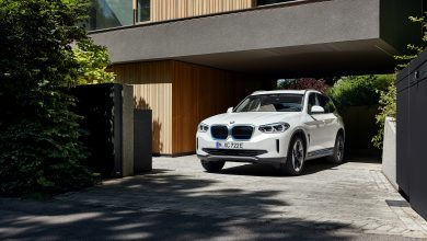 Photo of Get charged up for the BMW iX3