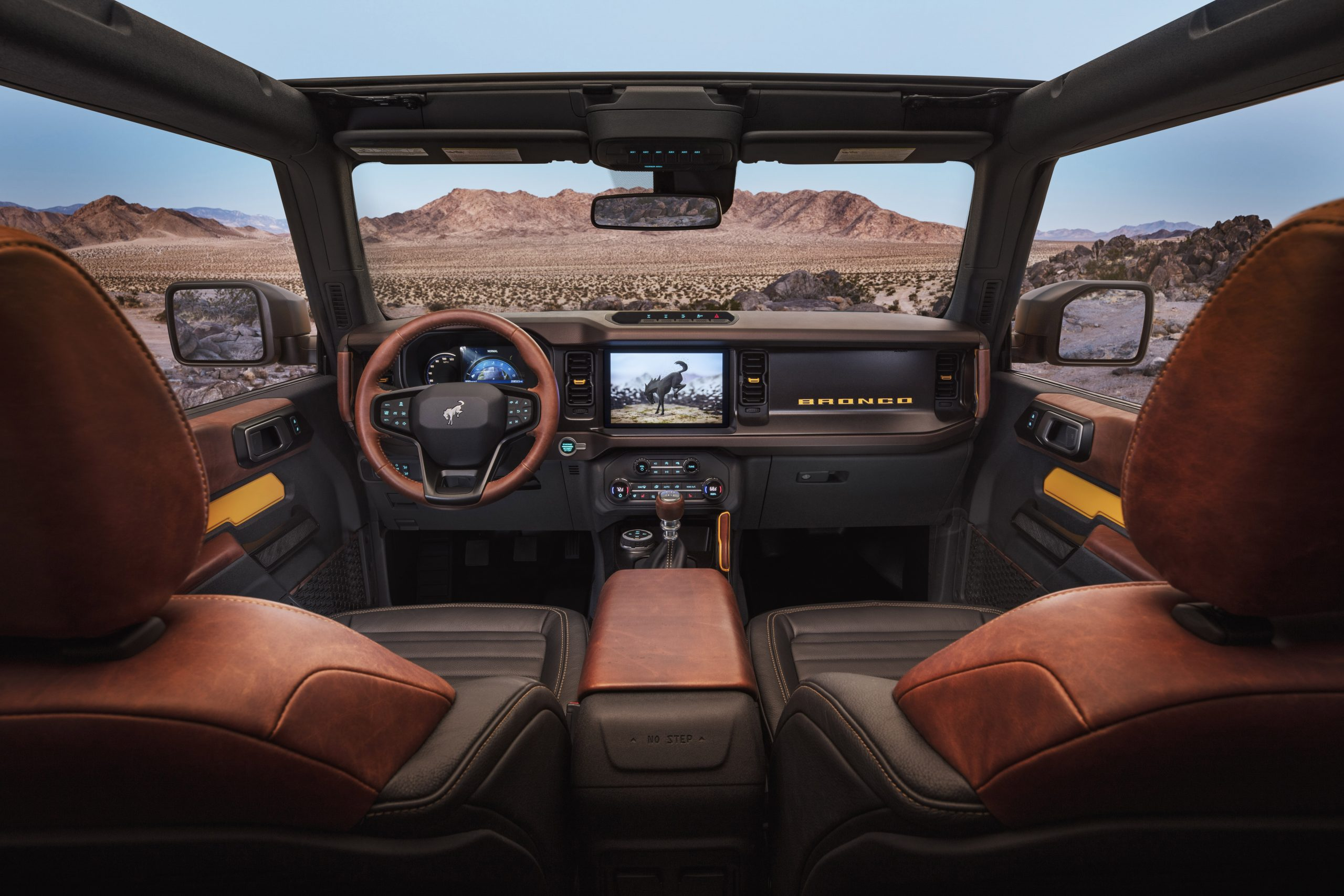 The 2021 Ford Bronco - A stronger Revival than Eminem ...