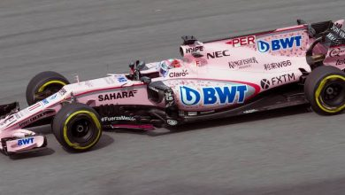 Photo of Coronavirus strikes F1! Sergio Perez tested positive for COVID-19