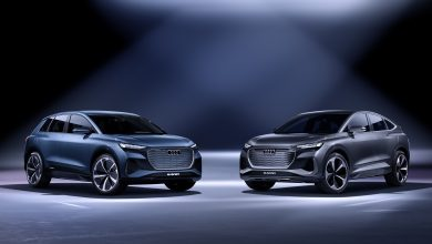 Photo of Audi lifts the cover off their new Q4 Sportback e-tron