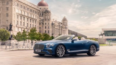 Photo of Global debut at St Tropez: the eccentric new Bentley Continental GT Mulliner Convertible
