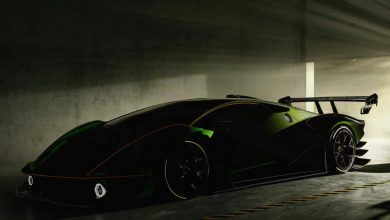 Photo of Lamborghini officially teases the SC-V12: its crazy new track-only weapon