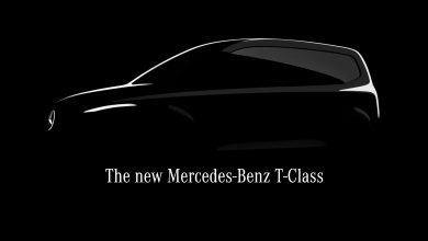 Photo of Mercedes-Benz announces the T-Class, a luxurious new small city van