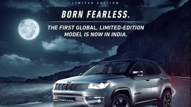 Photo of Jeep India launches the Compass Night Eagle edition, starts at Rs. 20.14 Lakh