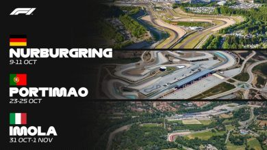 Photo of Three exhilarating new destinations added to F1 calender 2020- Portimao, Nurburgring and Imola