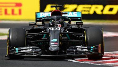 Photo of Hunga-roaring: Hamilton takes all at the Hungaroring, second win this season