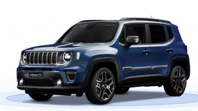 Photo of With the new Renegade 4xe, the Jeep finally heads to electric