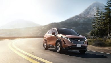 Photo of Nissan launches its chic new 300-mile range electric crossover SUV- the Ariya