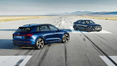 Photo of Audi reveals the e-tron S and e-tron fastback with an industry first 3-motor powertrain