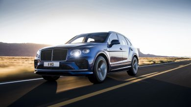 Photo of Bentley unveils the ultimate facelifted Bentayga Speed