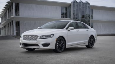 Photo of The Proud Lincoln MKZ Sedan has been officially retired