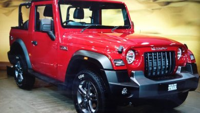 Photo of Mahindra reveals the muscular new Thar- an icon truly reborn