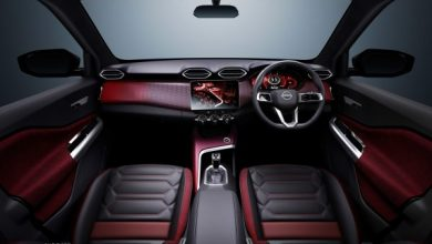 Photo of Nissan reveals more interiors of the upcoming Magnite compact SUV