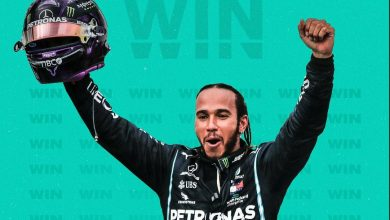 Photo of Mercedes' Hamilton Claims spectacular British Grand Prix victory at Silverstone
