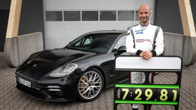 Photo of Nürburgring witnesses a stellar lap record by the new Porsche Panamera