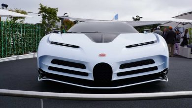 Photo of Juventus Star Cristiano Ronaldo buys the all new, only 10 to-be-produced Bugatti Centodieci