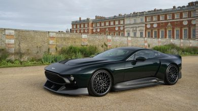 Photo of New-age retro Rock n Roll: The one-off Aston Martin Victor