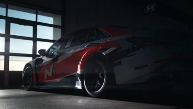 Photo of Hyundai's Elantra N TCR racer revealed, to reach customers this year