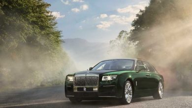 Photo of 2021 Rolls Royce Ghost Extended revealed with unmatched rear legroom