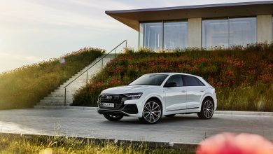 Photo of Electrifying Style!: Audi Q8 TFSI E Quattro unveiled, powered by up to 462 horses