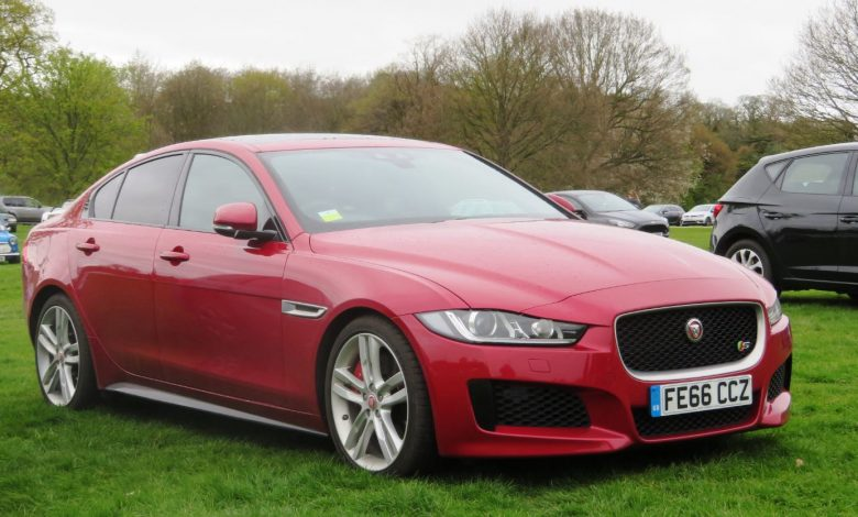 jaguar retires the xe from u.s.   carthrust
