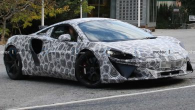Photo of Upcoming McLaren Hybrid Supercar Spied