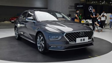 Photo of 2021 Hyundai Mistra revealed at Guanghzou Auto Show