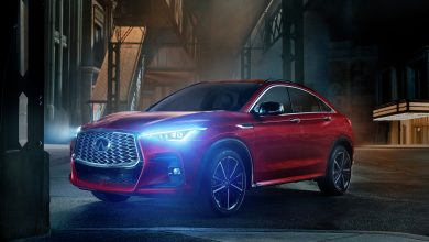 Photo of 2022 Infiniti QX55 debuts with FX-inspired coupe-like design