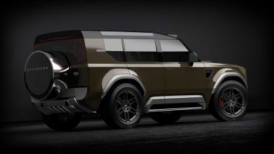 Photo of Land Rover to launch a 'Baby Defender' SUV in 2022: Report
