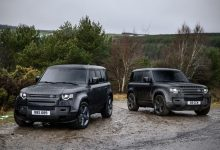 Photo of 2022 Land Rover Defender blessed with a super-charged V8