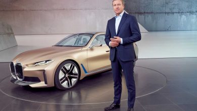 Photo of BMW's CEO is concerned with how well Tesla is growing