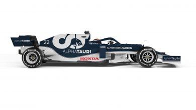 Photo of Alpha Tauri reveal their 2021 season F1 race car – The AT02