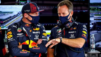 Photo of Another episode of Christian Horner and his choice of words!