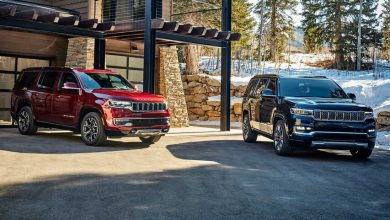 Photo of The 2022 Jeep Wagoneer and Grand Wagoneer – XXL has a whole new meaning!