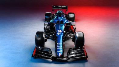 Photo of Alpine F1 Team's 2021 car unveiled!