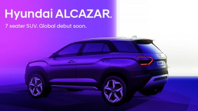 Photo of Hyundai's 7-seat Alcazar sketches revealed!