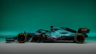 Photo of Aston Martin reveals its F1 challenger after 61 years!