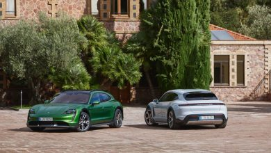 Photo of The 2021 Porsche Taycan Cross Turismo is a Taycan you didn't know you needed