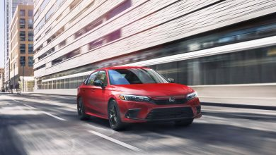 Photo of 2022 Honda Civic revealed in production-guise